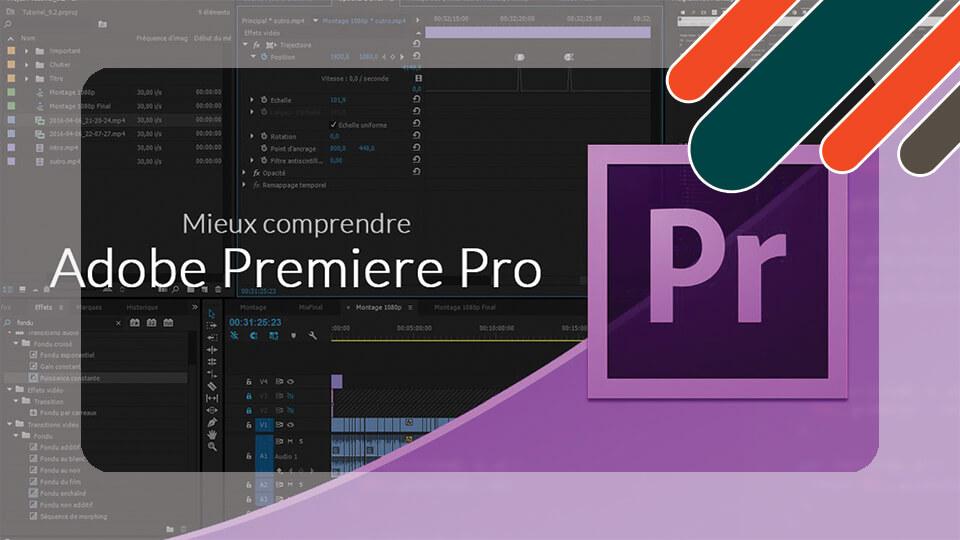 آموزش ادوب پریمیر مقدماتی (Adobe Premiere Pro)