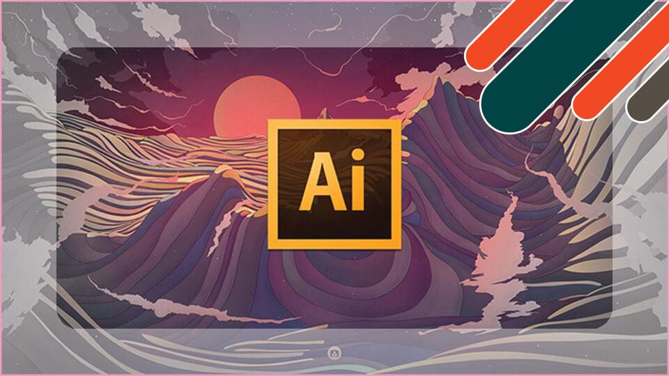 ادوب ایلاستریتور (Adobe Illustrator) مقدماتی